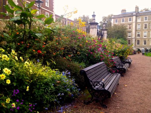 Long Border, Inner Temple