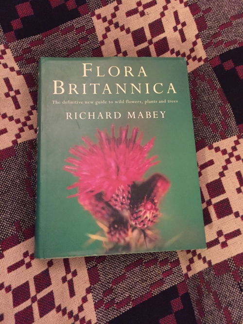 'Flora Britannica', by renowned nature-writer, Richard Mabey